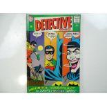 DETECTIVE COMICS: BATMAN #341 - (1965 - DC - UK Cover Price) - Joker appearance - Carmine