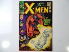 UNCANNY X-MEN #18 - (1966 - MARVEL - UK Price Variant) - Magneto & Stranger appearances - Jack