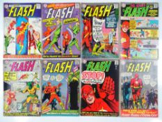 FLASH #157, 158, 159, 160, 161, 162, 163, 164 - (8 in Lot) - (1965/66 - DC - UK Cover Price) -