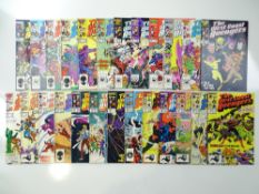 WEST COAST AVENGERS - (25 in Lot) - (1985/88 - MARVEL) - Includes issues #1, 2, 3, 4, 8, 10, 11, 12,