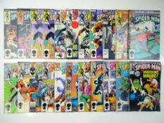 SPECTACULAR SPIDER-MAN - (22 in Lot) - (1985/87 - MARVEL) - Includes #102, 106, 107 (x 2), 108, 109,