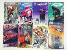 AMAZING SPIDER-MAN #53, 54, 55, 56, 57, 58, 59, 60 (8 in Lot) - (2003/04 - MARVEL) - Volume 2 /