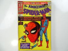 AMAZING SPIDER-MAN: KING SIZE ANNUAL #2 - (1965 - MARVEL - UK Cover Price) - First appearances of