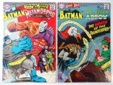 BRAVE AND BOLD #68 & 71 - (2 in Lot) - (1966/67 - DC - UK Cover Price ) - Batman, Metamorpho,