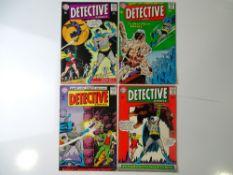 DETECTIVE COMICS: BATMAN #336, 337, 338, 339 (4 in Lot) - (1965 - DC - UK Cover Price) - Flat/