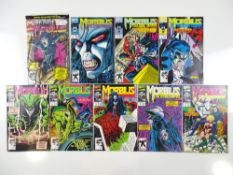 MORBIUS: THE LIVING VAMPIRE #1, 2, 3, 4, 5, 6, 7, 8, 9 (9 in Lot) - (1992/93 - MARVEL) - Issue #1 is