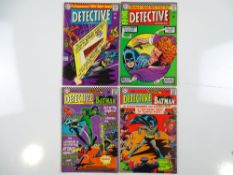 DETECTIVE COMICS: BATMAN #351, 352, 353, 354 (4 in Lot) - (1966 - DC - UK Cover Price) - Flat/