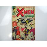 UNCANNY X-MEN #1 - (1963 - MARVEL - UK Price Variant) - One of the most important Marvel Silver