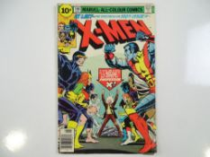 UNCANNY X-MEN #100 - (1976 - MARVEL - UK Price Variant) - Original X-Men vs. the New X-Men +