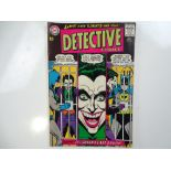 DETECTIVE COMICS: BATMAN #332 - (1964 - DC - UK Cover Price) - Classic Cover - Joker cover and story