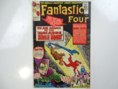 FANTASTIC FOUR #31 - (1964 - MARVEL - UK Price Variant) - An early Avengers crossover and a Mole Man