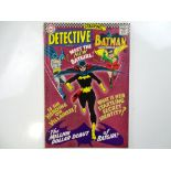 DETECTIVE COMICS: BATMAN #359 - (1967 - DC - UK Cover Price) - First appearance and origin of fan-
