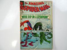 AMAZING SPIDER-MAN #29 - (1965 - MARVEL - UK Price Variant) - Second appearance of the super-villain