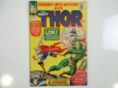 JOURNEY INTO MYSTERY: THOR #108 - (1964 - MARVEL - UK Price Variant) - Loki appearance + Early