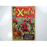 UNCANNY X-MEN #2 - (1963 - MARVEL - UK Price Variant) - First appearance of The Vanisher and
