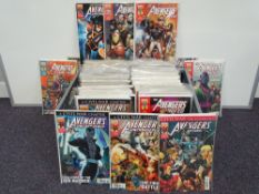 MARVEL COMIC LOT - (132 in Lot) - (MARVEL UK) - Includes AVENGERS UNCONQUERED (2009/2012) #1 -