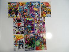 X-MEN LOT (10 in Lot) to include X-MEN (1996) #54, 55, 56, 57, 58, 59 + UNCANNY X-MEN '95 +