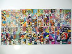 FANTASTIC FOUR - (24 in Lot) - (1976/90 - MARVEL) - Includes issues #169, 170, 178, 180, 302, 303,