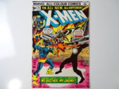 UNCANNY X-MEN #97 - (1976 - MARVEL - UK Price Variant) - First (brief) appearance of Lilandra +