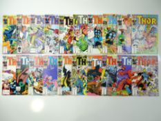THOR - (20 in Lot) - (1984/87 - MARVEL) - Includes #343, 359, 360, 362, 363, 364, 365, 366, 367,