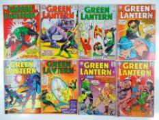 GREEN LANTERN #33, 34, 35, 36, 37, 38, 39, 51 - (8 in Lot) - (1964/67 - DC - UK Cover Price) -
