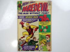 DAREDEVIL #1 - (1964 - MARVEL - UK Price Variant) - First appearance of Daredevil (blind attorney