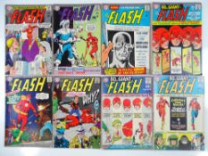 FLASH #165, 166, 167, 169, 170 & 80 PAGE GIANT-SIZE #4, 9 - (8 in Lot) - (1964/67 - DC - UK Cover