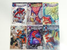 AMAZING SPIDER-MAN #30, 31, 32, 33, 34, 35 (6 in Lot) - (2001 - MARVEL) - Volume 2 / Alternate No.'s