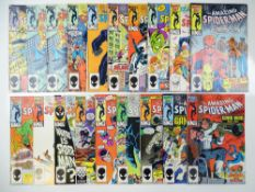 AMAZING SPIDER-MAN - (19 in Lot) - (1985/87 - MARVEL) - Includes #268, 269 (x 2), 270, 271, 272,