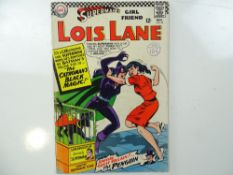 LOIS LANE #70 - (1966 - DC - UK Cover Price) - First Silver Age appearance of Catwoman + Batman,