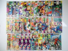 MARVEL COMIC LOT - (40 in Lot) - (MARVEL) - Includes MOON KNIGHT (1985) #3 + DAREDEVIL: ANNUAL (