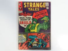 STRANGE TALES #135 - (1965 - MARVEL) - First appearances of S.H.I.E.L.D., Nick Fury (as an Agent