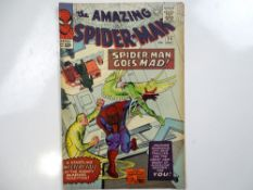 AMAZING SPIDER-MAN #24 - (1965 - MARVEL) - Mysterio appearance - Steve Ditko cover and interior