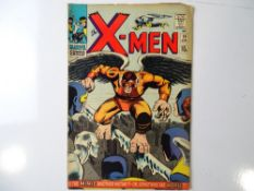 UNCANNY X-MEN #19 - (1966 - MARVEL - UK Price Variant) - Origin and First appearance of the