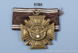 NSDAP-Dienstauszeichnung in Bronze, guter Zustand