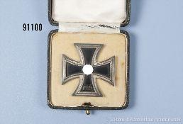 EK 1 1939, nicht magnetischer Kern, im dazugehörigen Etui, guter Zustand