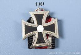 """EK 2 1939, Hersteller """"100"""" im Bandring, guter bis sehr guter Zustand"""