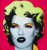 BANKSY (D'après) - Let's get dirty, 2008 - Poster promotionnel pour la sortie du [...]