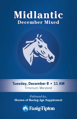 Midlantic December Mixed & Horses of Racing Age