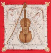 Hermès - Foulard Musique de Sphères - Foulard Musique de Sphères - silk twill [...]