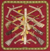 Hermès - Foulard Diane - Foulard Diane - Silk twill scarf designed by J. Charles [...]