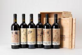Super Tuscan / Montevertine Le Pergole Torte Vertical 2011–2016 - Toscana - 2011 [...]