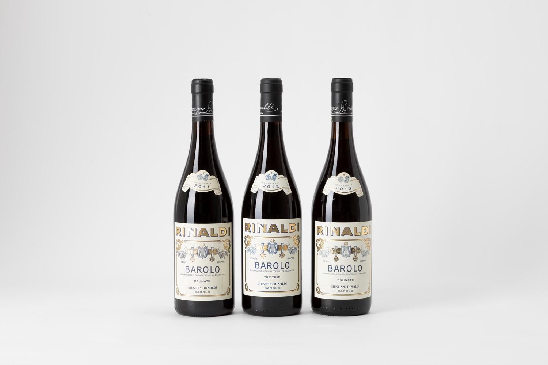 Barolo / Rinaldi Barolo - Piemonte - Brunate 2011 (1 bt) Tre Tine 2012 (1 [...]