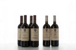 Barbaresco / Selection Marchesi di Gresy - Piemonte - Camp Gros Martinenga 2001 (4 [...]