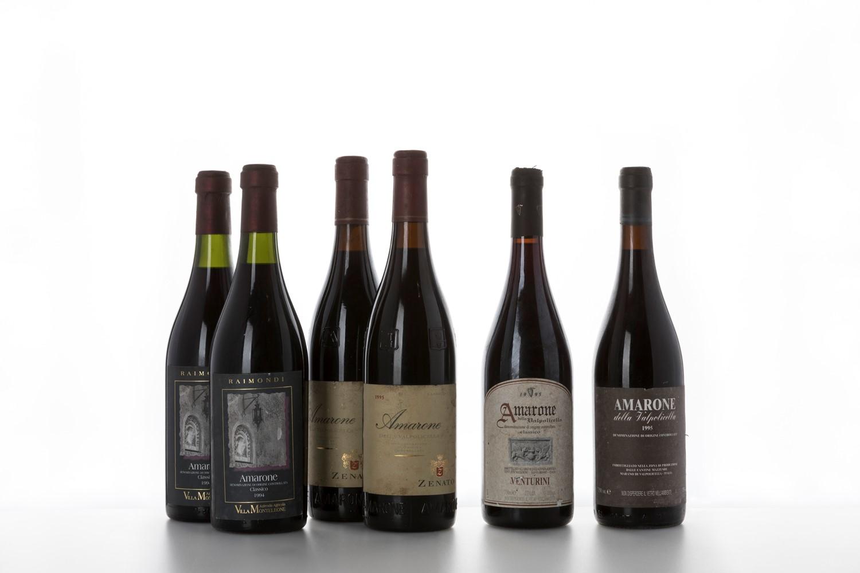 Amarone / Selection Amarone della Valpolicella - Veneto - Cantine Mazzi 1995 (1 [...]