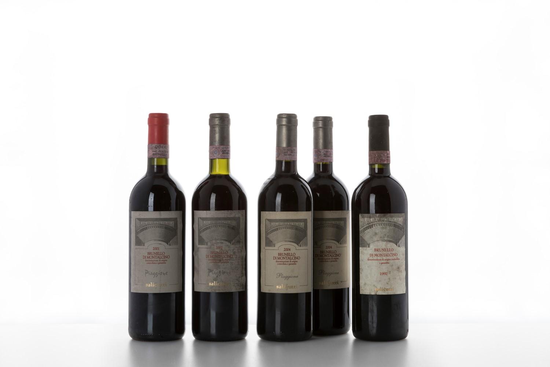 Brunello di Montalcino / Selection Salicutti - Toscana - Salicutti Piaggione 2001 (1 [...]