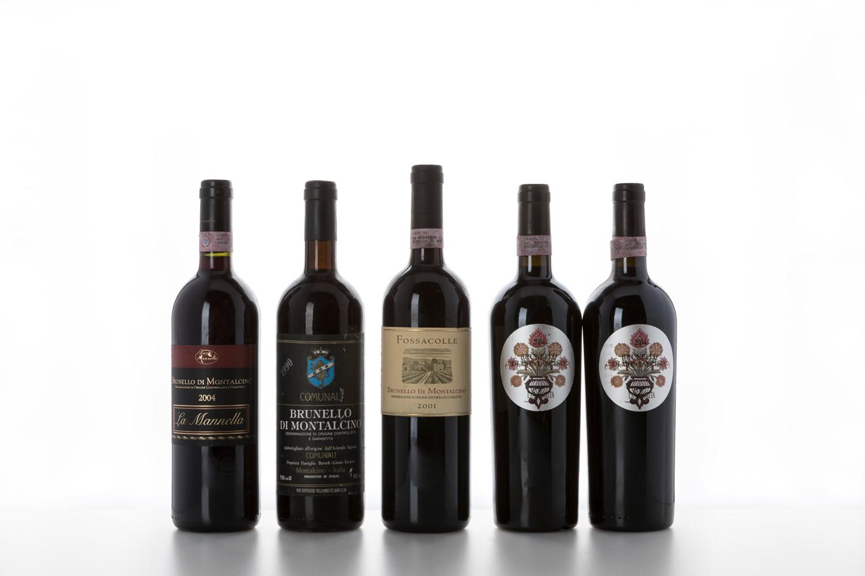 Brunello di Montalcino / Selection Brunello di Montalcino - Toscana - Comunali 1990 [...]