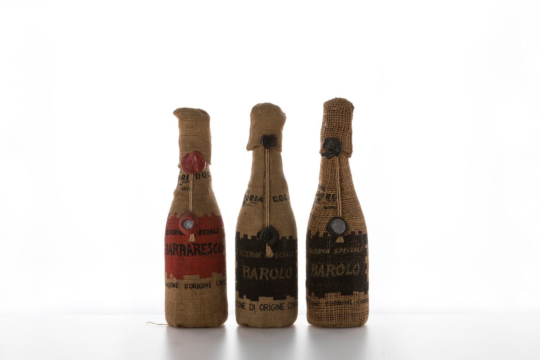 Langhe / Selection of Villadoria Riserva - Piemonte - Barolo Riserva Speciale 1977 [...]