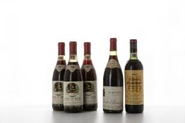 French Wines Selection - Francia - Charles Bernard Macon 1974 (1 bt) Antonin Rodet [...]