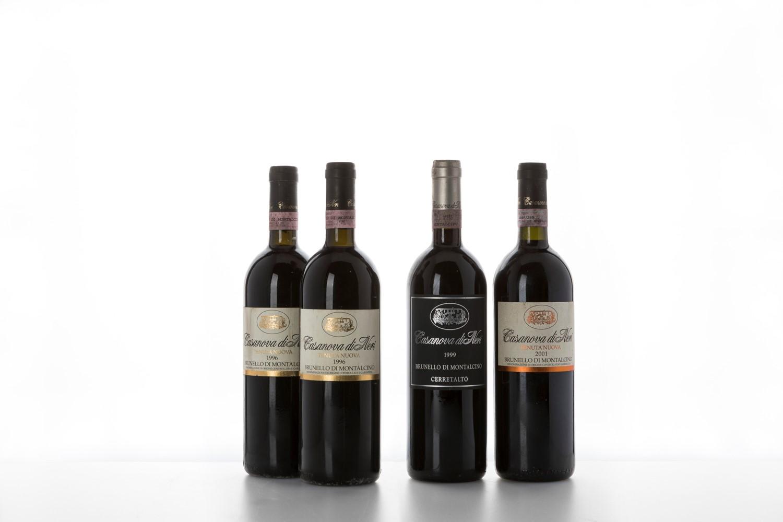 Brunello di Montalcino / Selection Casanova di Neri - Toscana - Cerretalto 1999 ( 1 [...]